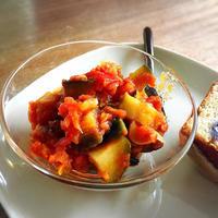 作り置きに向いている夏野菜のラタトゥイユ - Coucou a table!      クク アターブル!