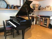 生まれ変わったレッスン室 - Naturally Music*子どもと音楽+英語のある暮らし