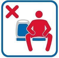 マドリード、開脚座りを禁止 - FEM-NEWS