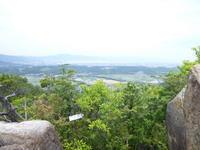 堂山山頂から鎧堰堤方面に下山開始する - 風の便り