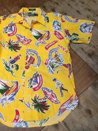 6月10日(土)入荷!!80s〜Polo Ralph Lauren made in U.S.A Hawaiian shirts all cotton! - ショウザンビル mecca BLOG!!