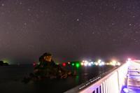 古宇利大橋の上から - 風景とマラソンと読書について語るときに僕の撮ること