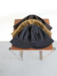 roundaboutLight Oz Denim Hat & Panama Cloth Hat - 『Bumpkins putting on airs』