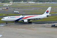 2017シドニー遠征 その60 シドニー2日目 アジア系の航空会社(2) - 南の島の飛行機日記