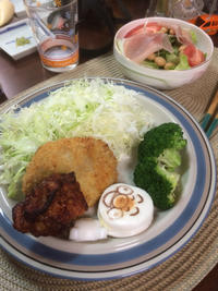 コロッケ - 庶民のショボい食卓