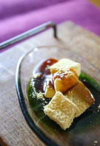 わらび餅レシピ - のんびりのびのび