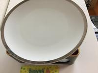 深川製磁 大皿 - 大正から昭和の器