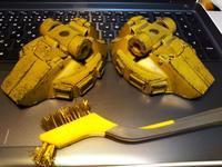 今日のジオ - Hyper weapon models 模型とメカとクリーチャーと……