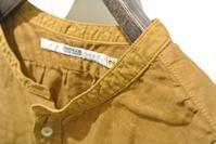 OMNIGOD:Linen Shirts&Linen Rap Skirt - JUILLET