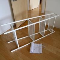 || 主婦部屋その後 まずはIKEAのお買い得な棚を導入! || - コレカラ
