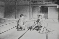 島原ぞめき島原太夫と吉原花魁 - 花街ぞめき  Kagaizomeki