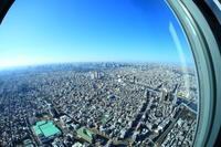 TOKYO SKY TREEⅢ - flyfisher's eye