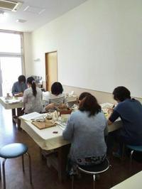 仕覆教室4日目 - よしのクラフトルーム