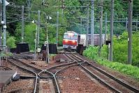 藤田八束の鉄道写真@貨物列車の写真、北海道、東北、関東、山陽、九州を走る - 藤田八束の日記
