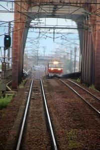 藤田八束の鉄道写真@札幌で鉄道写真撮影に挑戦・・・千歳線新札幌駅にて - 藤田八束の日記