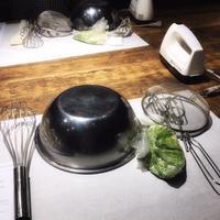 【レッスン】抹茶のガトーオペラ @ Pâtisserie de bon coeur(武蔵小山) - fait main de CHAR