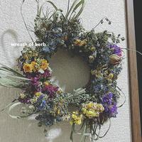 wreath of herb - ちょこってぃ