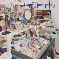イオンタウンユーカリが丘ハンドメイドマルシェ・Happy jam party! - ・:*:・Happy jam party・:*:・