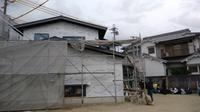 葛城のいえの現場にて - 広渡建築設計ブログ