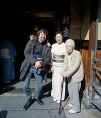 金閣寺と龍安寺 (2006春inJapan) - べルリンでさーて何を食おうかな?