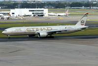 2017シドニー遠征 その63 シドニー2日目 中東系の航空会社 - 南の島の飛行機日記
