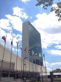 国連ツアー - The Big Apple 日記