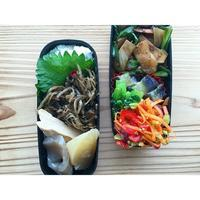 レバニラBENTO - Feeling Cuisine.com