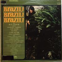 Bud Shank – Brazil! Brazil! Brazil! - まわるよレコード ACE WAX COLLECTORS