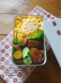 6.13照り焼きチキンと卵そぼろ弁当とベランダ菜園 - YUKA'sレシピ♪