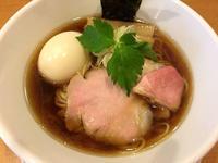 石川(野々市):ヌードルキッチン TERRA(テラ)「中華そば」 - ふりむけばスカタン
