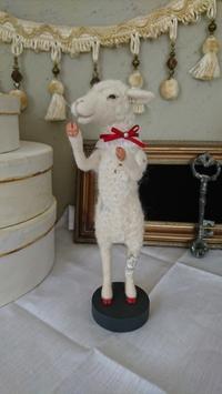 『屋根裏パレード』4 - Aki  ~羊毛のオオカミたち~
