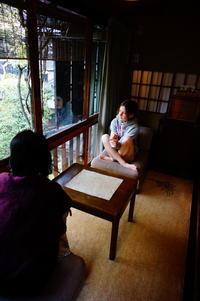 京都最終日 (2006年春)Vol.1 - べルリンでさーて何を食おうかな?