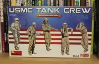 MiniArt 37008 USMC TANK CREW - 定年後模型日記