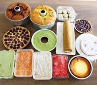 シフォン、タルト、アイス...お菓子12種 - ころころまるしぇ