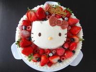 ハローキティの誕生日ケーキ - いなカナダ暮らし