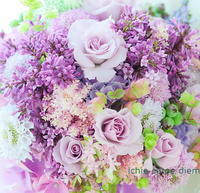 やりなおしをする - 一会 ウエディングの花