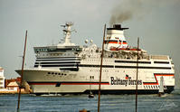 Brittany Ferries MV Bretagne - N.Eの玉手箱