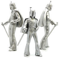 Evel Fett: Silver Edition by 3DRetro x Retro Outlaw - 下呂温泉 留之助商店 入荷新着情報