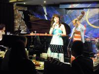 Maria Eva & Friends「Early Summer Live」は超盛り上がりの楽しいライブに - Lady EVAのMy Favorite Things