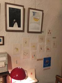 中村まふねさんの「おはなしのくに」〜原宿の可愛い展示会 - -
