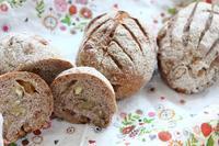 同じレシピで違うパン - おうちパン教室「tiedeur*(ティエドゥール)」