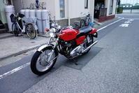 1971 NORTON COMMANDO - Vintage motorcycle study