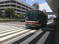 京浜急行バス(羽田空港第二ターミナル→東京ビッグサイト) - バスマニア