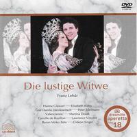 今日は雨、お部屋で「メリー・ウィドウ」1993年のメルヴィッシュ音楽祭DVD盤を観ましよう、の巻。(愉) - If you must die, die well みっちのブログ