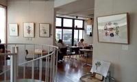 三反栄治さんのボタニカルアート絵画展 - 有座の住まいる