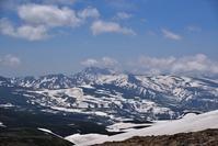 黒岳~北海岳2017.6.17 - やぁやぁ。