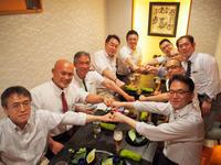 第66回公益社団法人全日本鍼灸学会学術大会 東京大会懇親会、公益社団法人日本鍼灸師会会議2件及び懇親会 - 東洋医学総合はりきゅう治療院 一鍼 ~健やかに晴れやかに~