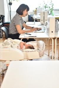 ■OURHOMEに赤ちゃんがやってきた!@ママが働きやすい職場づくり■ - OURHOME