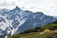 北アルプス大天井岳(おてんしょうだけ)テン泊登山 - larywa