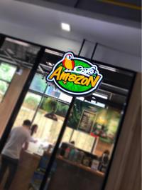 【カフェ】cafe amazon - Let's go to Bangkok  ♪駐在ビギナーのあれこれ日記♪